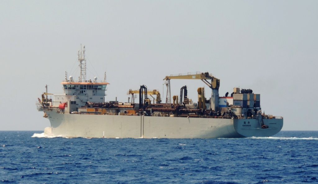 Photos de navires Luxembourgeois Armateur enre Belgique J-L Kaishu10
