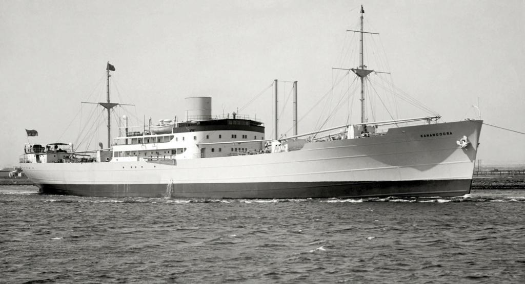 Photos General cargo avant 1940 (Plus 3000gt) 26 Kanang11