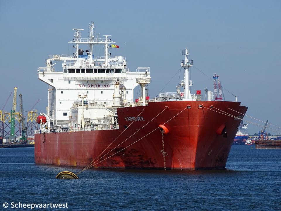 Photos des Navires Belge au 20-05-2020 (K) Kaprij10