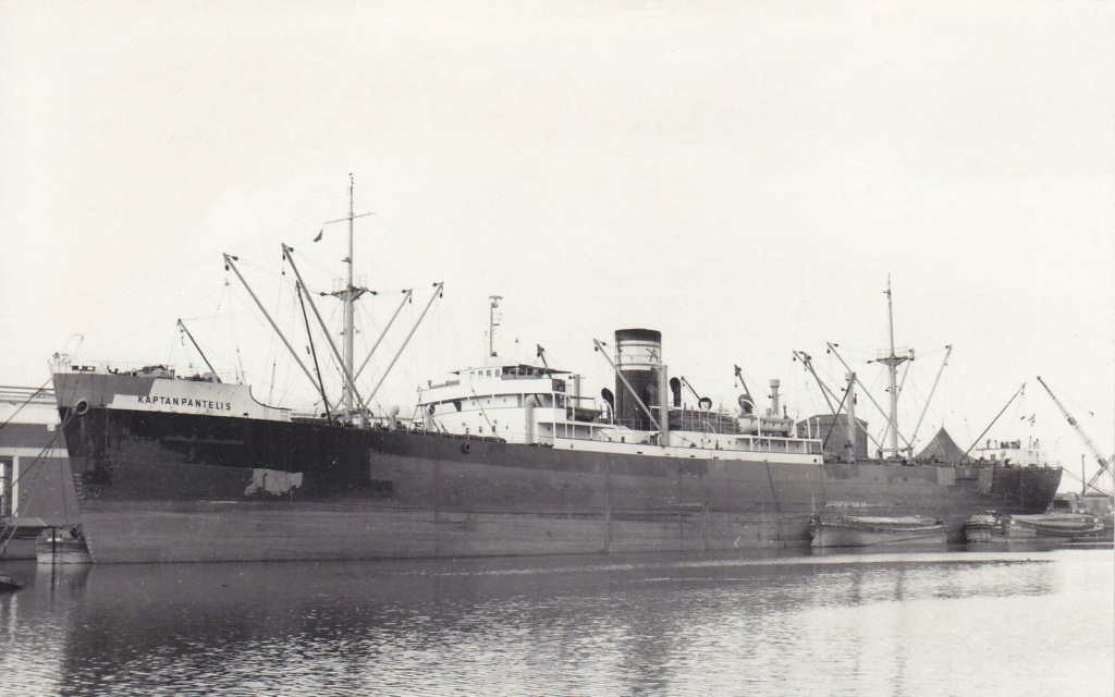 Photos General cargo avant 1940 (Plus 3000gt) 20 Kaptan10
