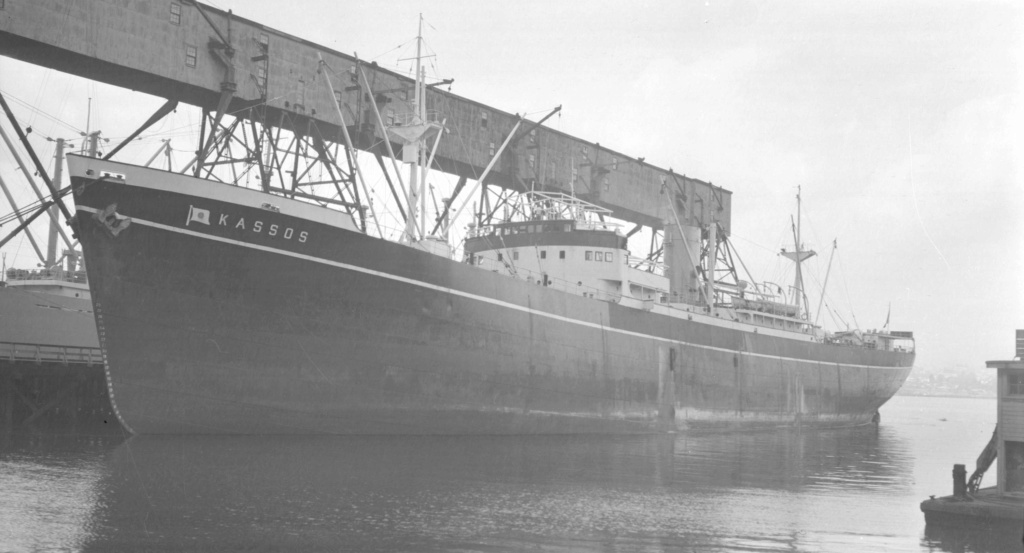 Photos General cargo avant 1940 (Plus 3000gt) 22 Kassos10