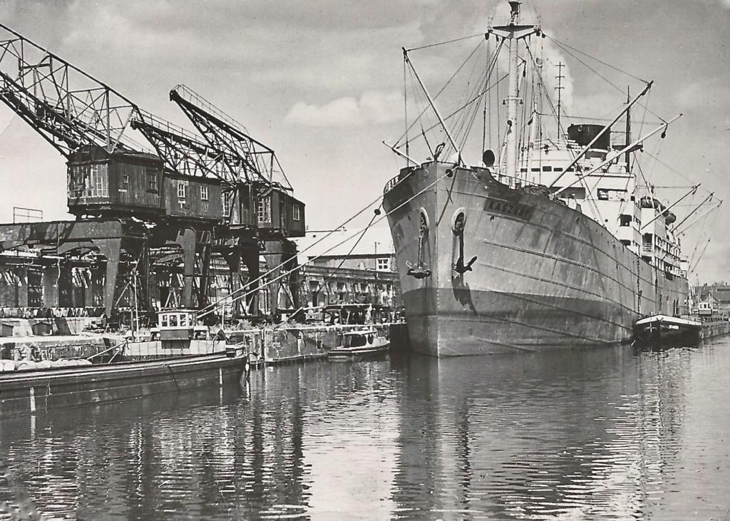 Photos General cargo avant 1940 (Plus 3000gt) 9 Kaszub10