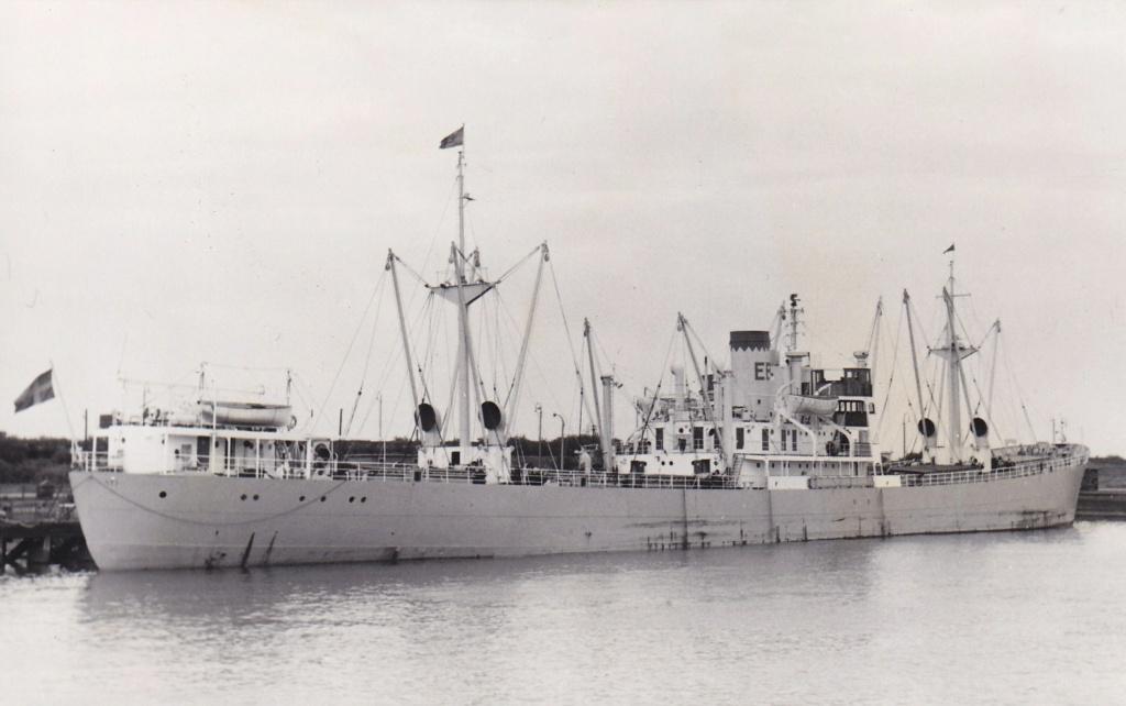 Photos General cargo avant 1940 (Plus 3000gt) 20 Katia_10