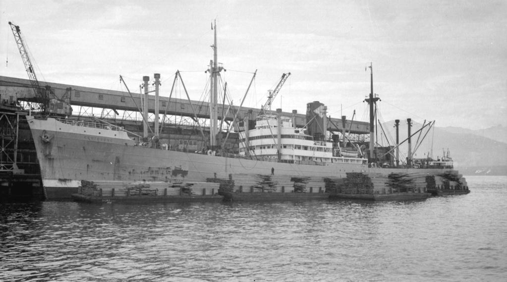 Photos General cargo avant 1940 (Plus 3000gt) 15 Kertos10