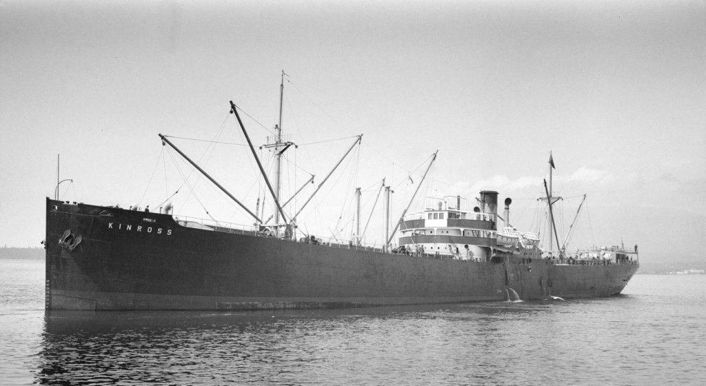 Photos General cargo avant 1940 (Plus 3000gt) 19 Kinros10