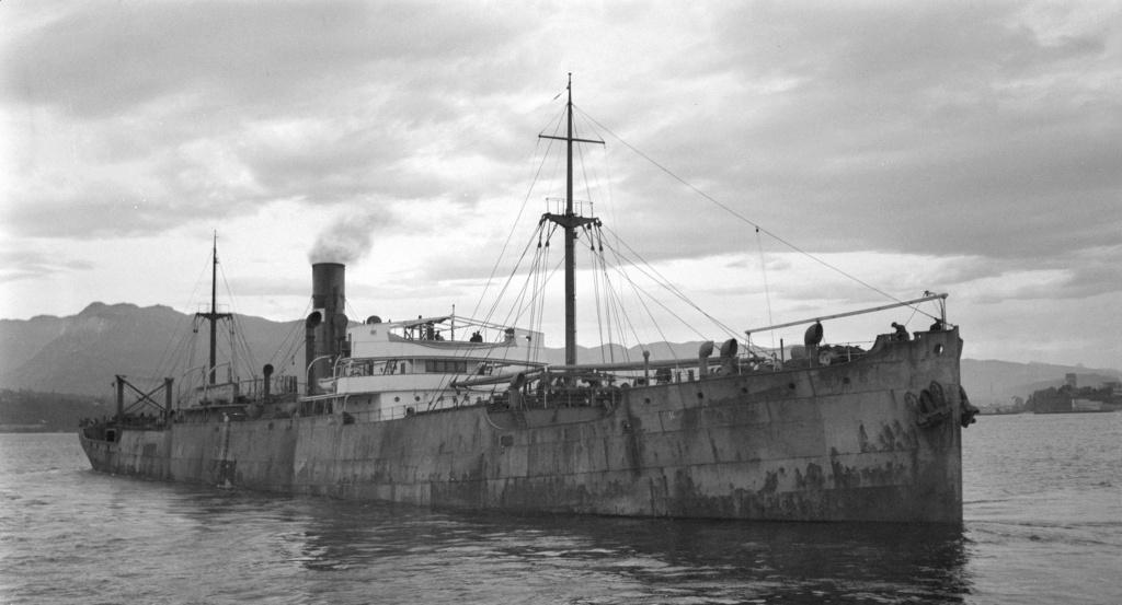 Photos General cargo avant 1940 (Plus 3000gt) 17 Kirkpo10