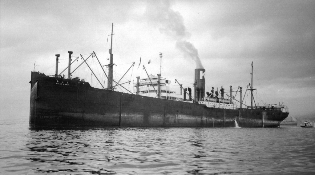 Photos General cargo avant 1940 (Plus 3000gt) 22 Kizan_10