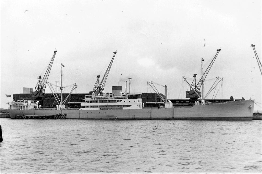 Photos General cargo avant 1940 (Plus 3000gt) 5  Klippa10