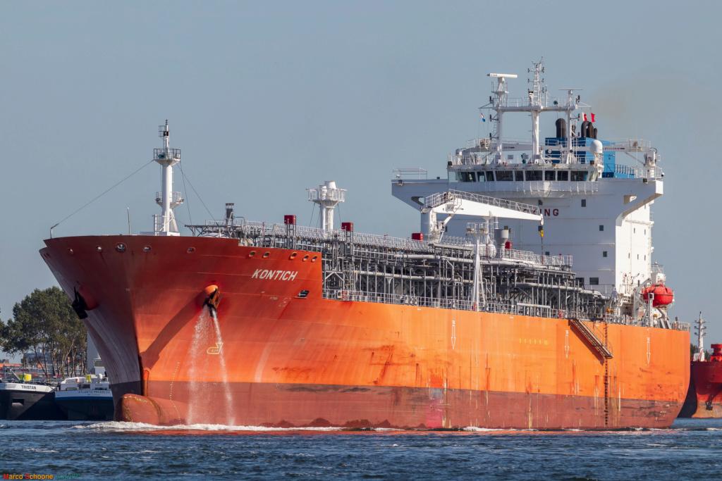 Photos des Navires Belge au 20-05-2020 (K) Kontic10