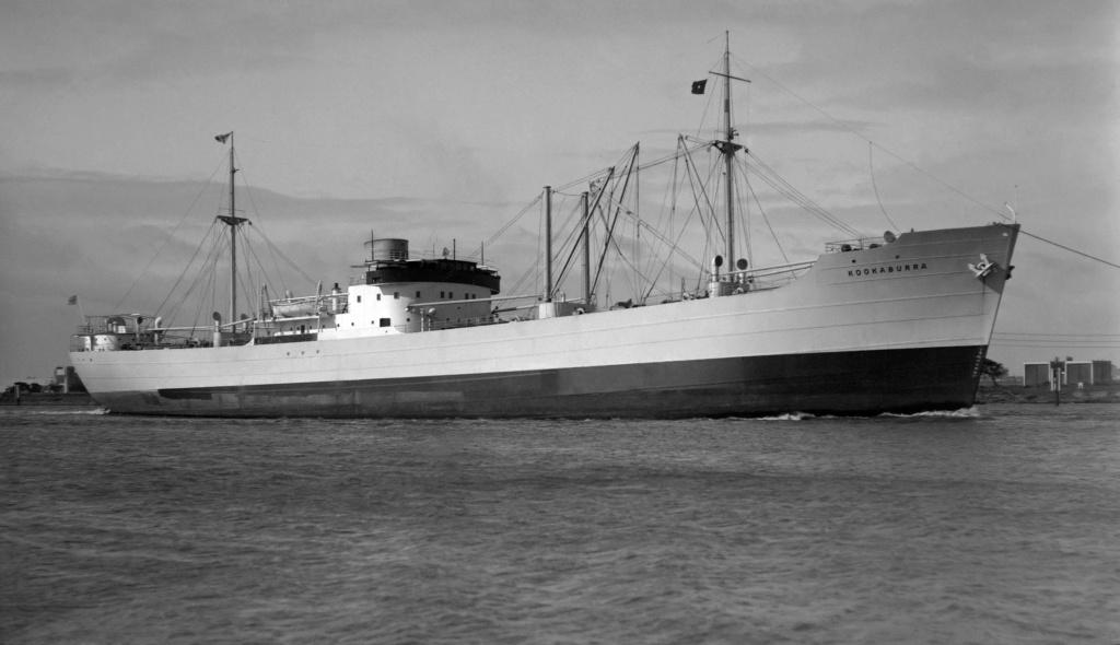 Photos General cargo avant 1940 (Plus 3000gt) 16 Kookab10