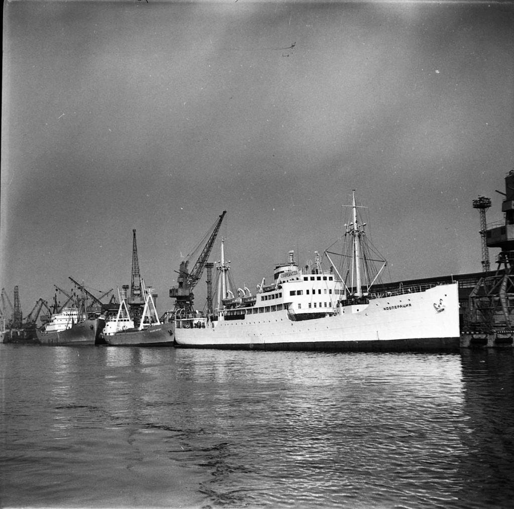 Photos General cargo avant 1940 (Plus 3000gt) 6 Kooper10