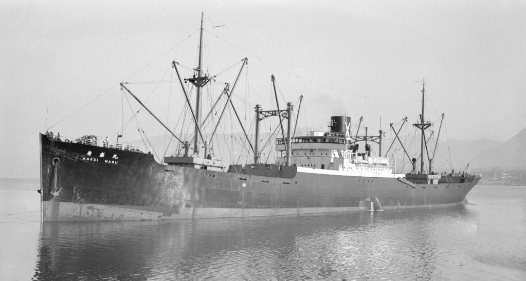 Photos General cargo avant 1940 (Plus 3000gt) 16 Kosei_10
