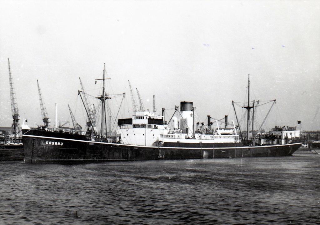 Photos General cargo avant 1940 (Plus 3000gt) 4 Kosmaj10