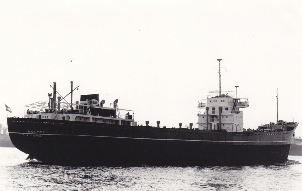 Photos Navires du monde construit entre 1950-1960 (6) Kreeft10