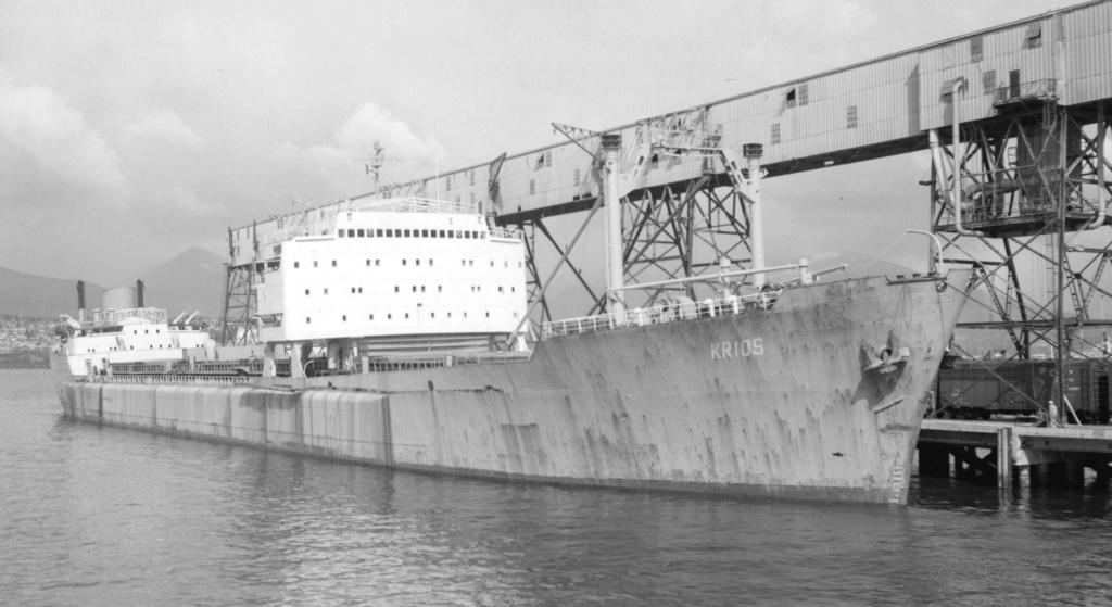 Photos Navires du monde construit entre 1950-1960 (3) Krios_10