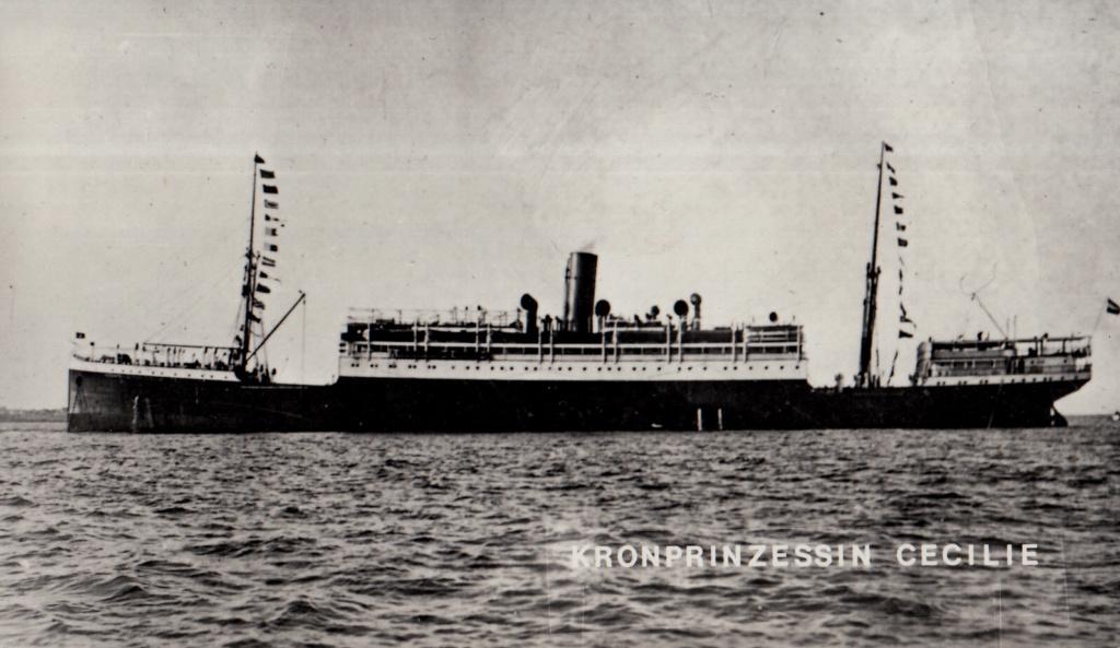 Photos General cargo avant 1940 (Plus 3000gt) 9 Kronpr10