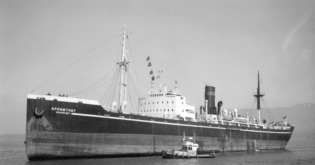 Photos General cargo avant 1940 (Plus 3000gt) 17 Kronsh10