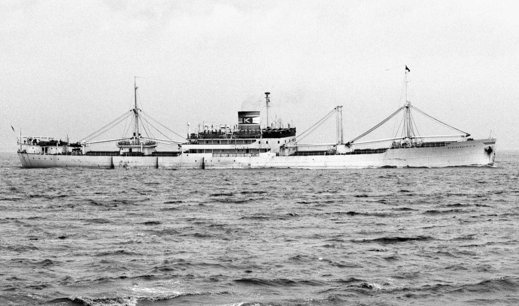 Photos General cargo avant 1940 (Plus 3000gt) 6 Kyriak10