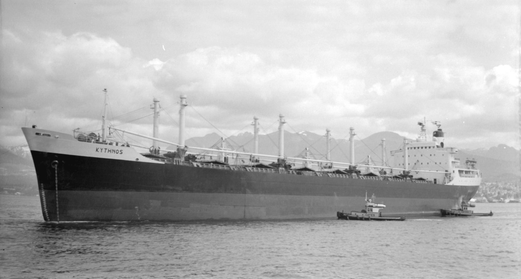 Photos Navires du monde construit entre 1950-1960 (3) Kythno11