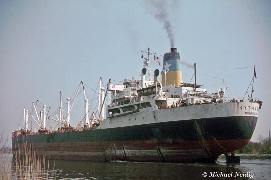 Photos Navires du monde construit entre 1950-1960 (7) Kythno12
