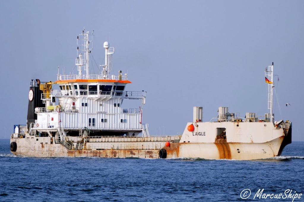 Photos de navires Luxembourgeois Armateur enre Belgique J-L L_aigl10