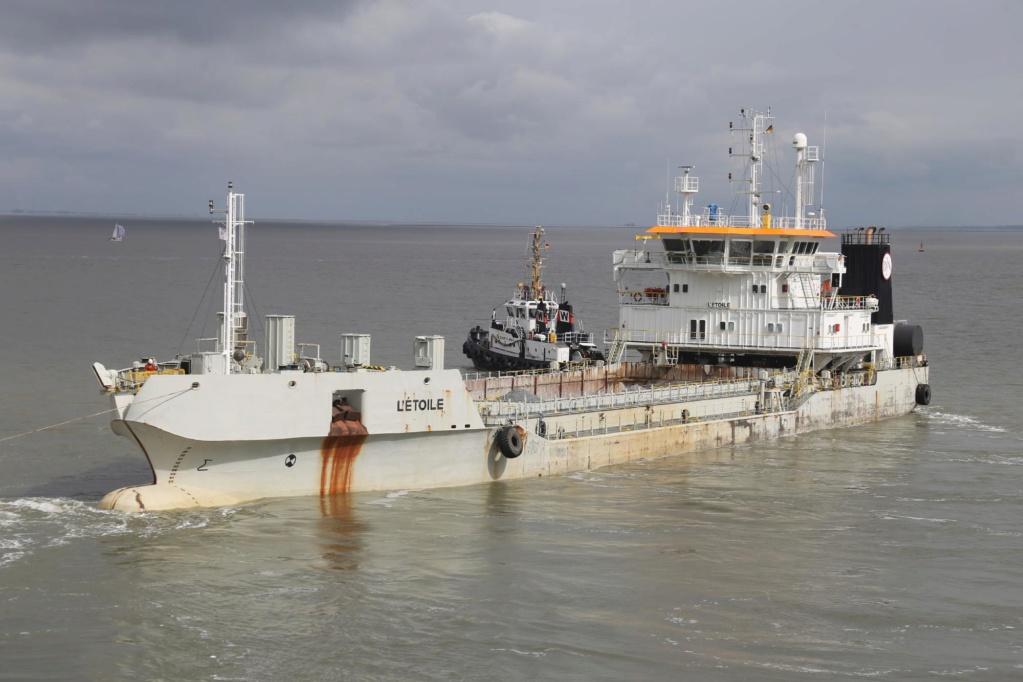 Photos de navires Luxembourgeois Armateur enre Belgique J-L L_etoi10