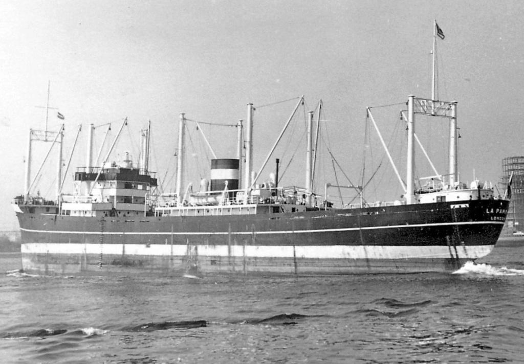 Photos General cargo avant 1940 (Plus 3000gt) 5  La_pam10