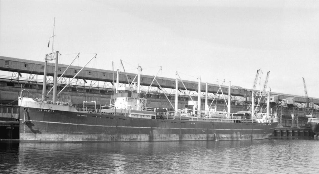 Photos General cargo avant 1940 (Plus 3000gt) 11 La_pam11