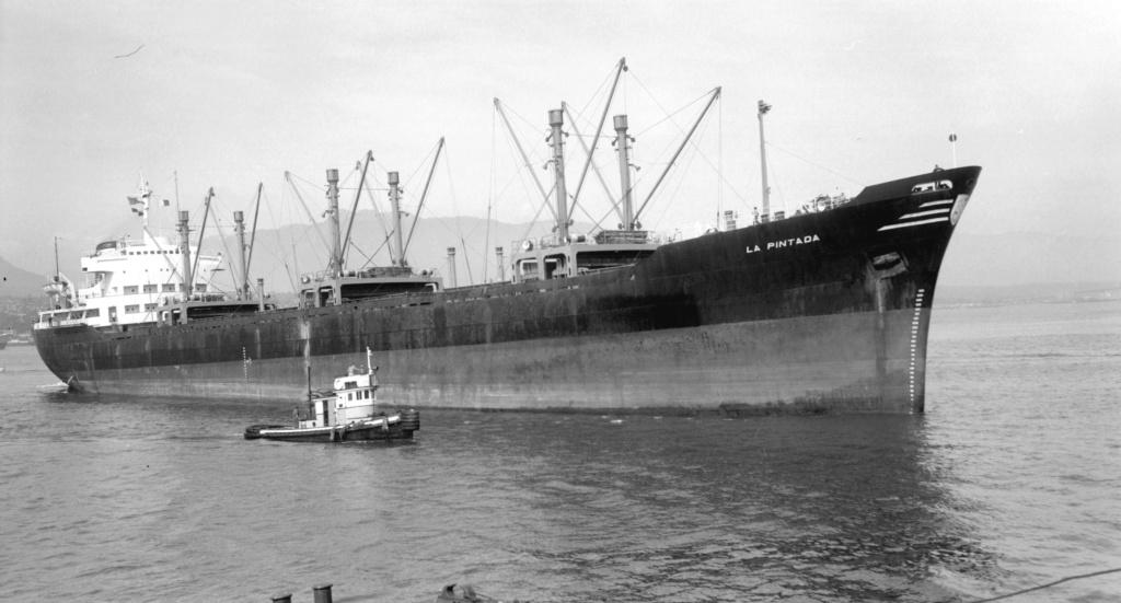 Photos Navires du monde construit entre 1950-1960 (4) La_pin11