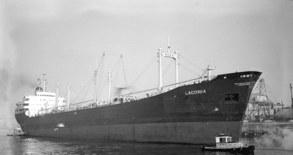 Photos Navires du monde construit entre 1950-1960 (5) Laconi10