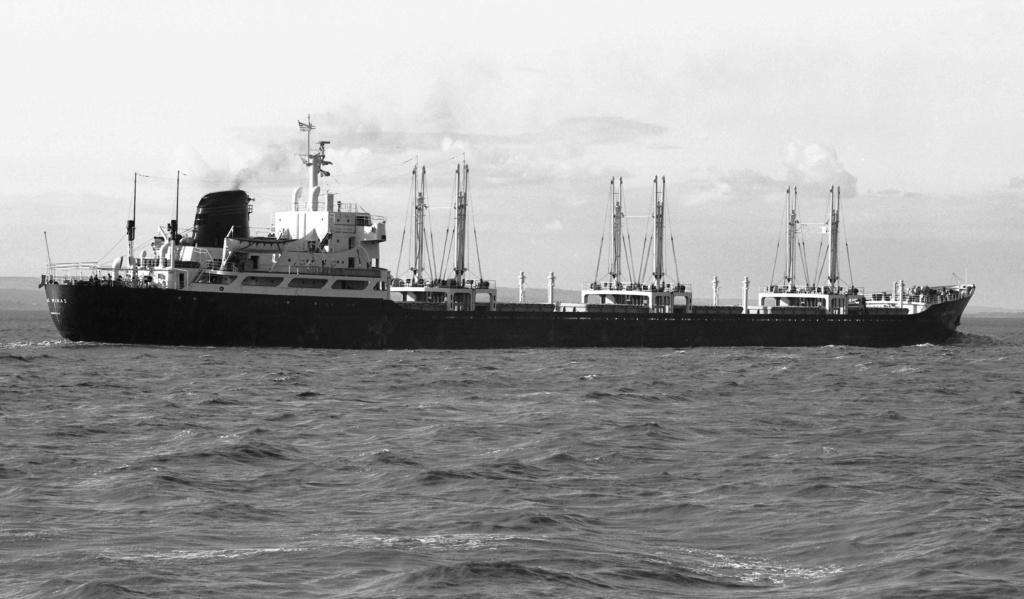 Photos Navires du monde construit entre 1950-1960 (2) Las_mi10