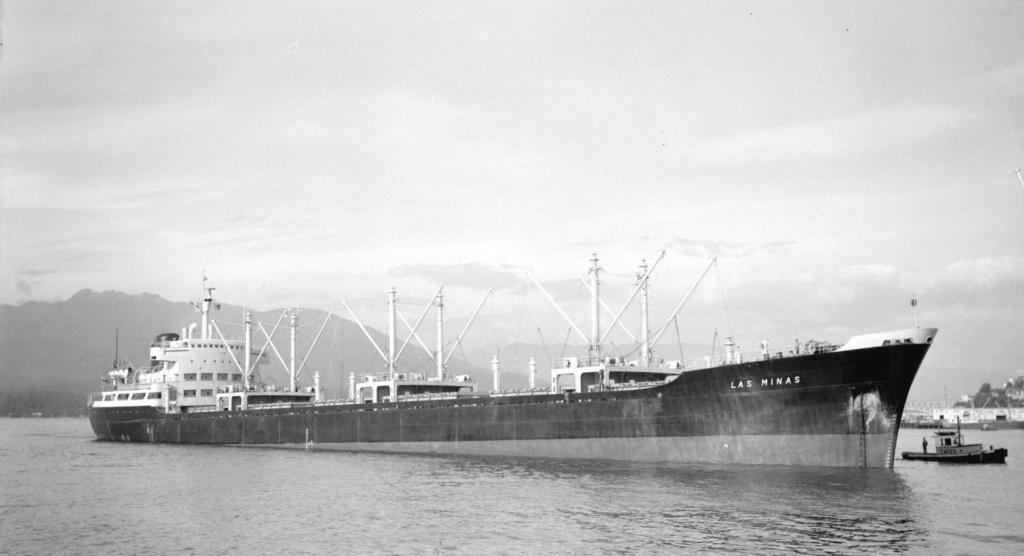 Photos Navires du monde construit entre 1950-1960 (5) Las_mi11