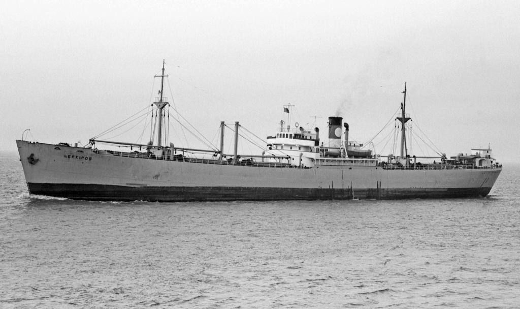Photos General cargo avant 1940 (Plus 3000gt) 7  Lefkip11