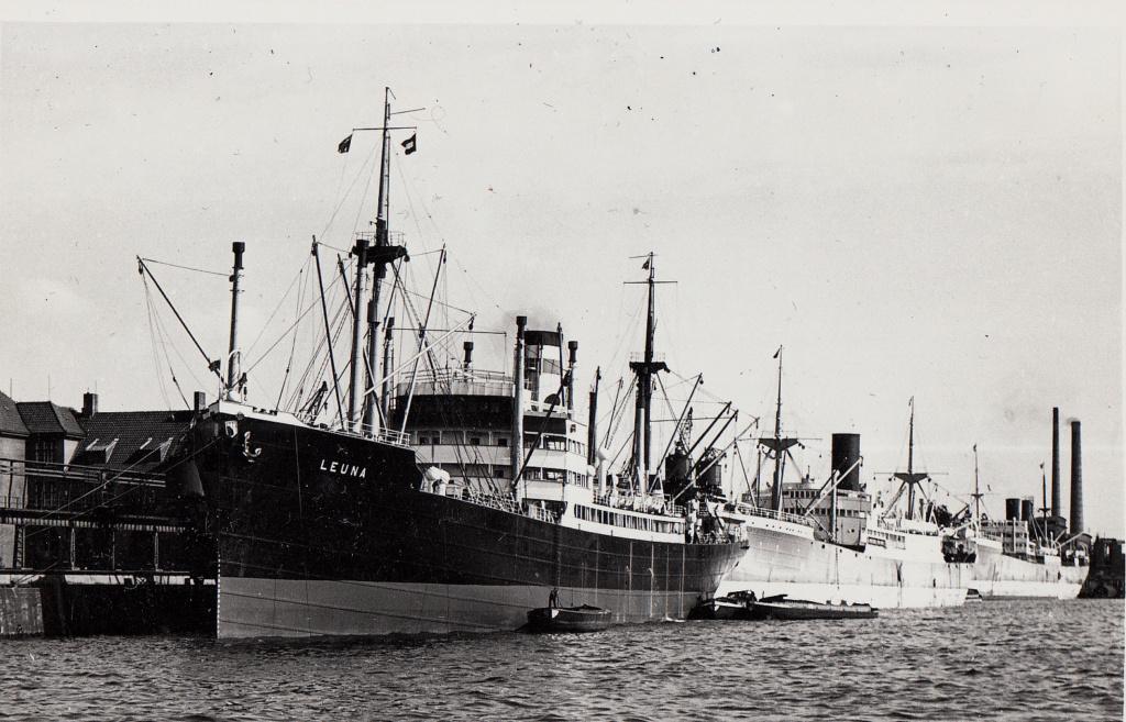 Photos General cargo avant 1940 (Plus 3000gt) 5  Leuna_10