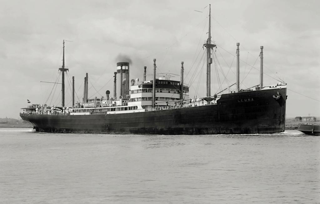 Photos General cargo avant 1940 (Plus 3000gt) 16 Leuna_11