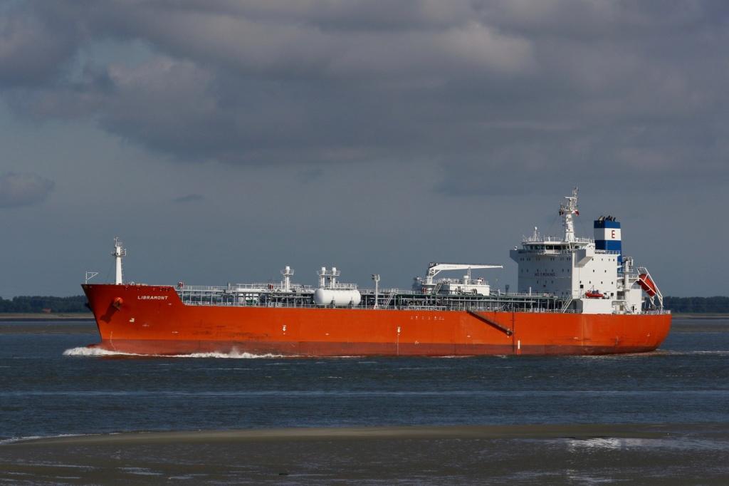 Photos des Navires Belge au 20-05-2020 (L) Libram10