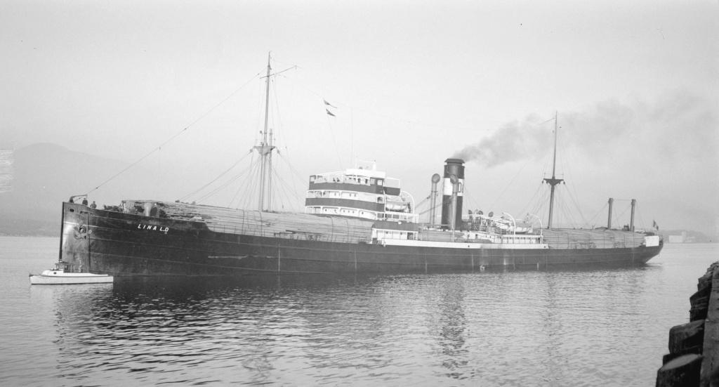 Photos General cargo avant 1940 (Plus 3000gt) 11 Lina_l10