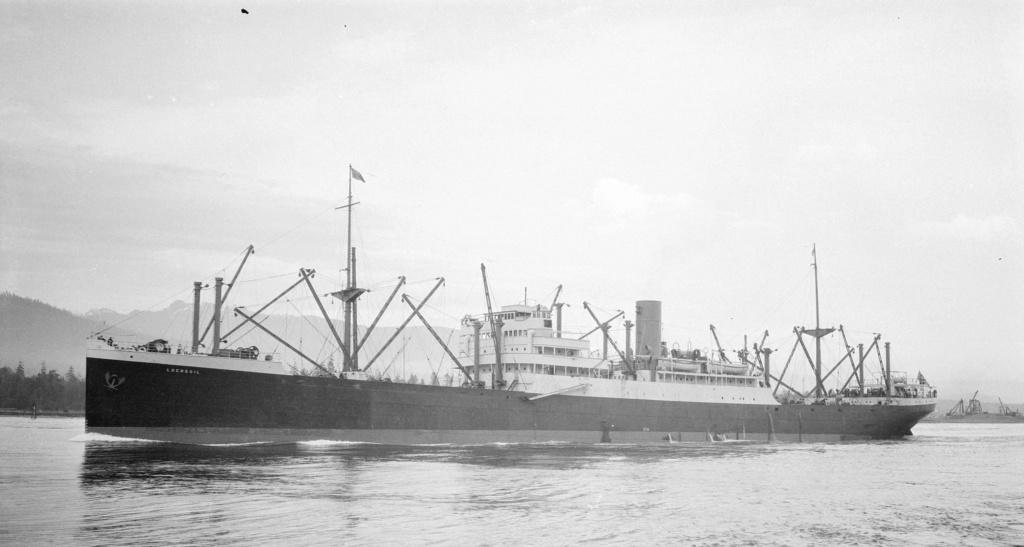Photos General cargo avant 1940 (Plus 3000gt) 11 Lochgo10