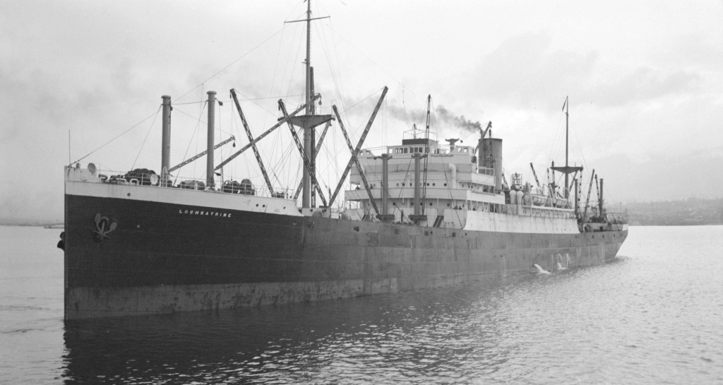 Photos General cargo avant 1940 (Plus 3000gt) 11 Lochka10