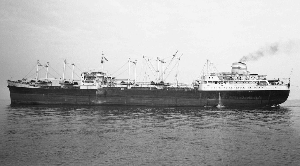 Photos Navires du monde construit entre 1950-1960 (1) London10