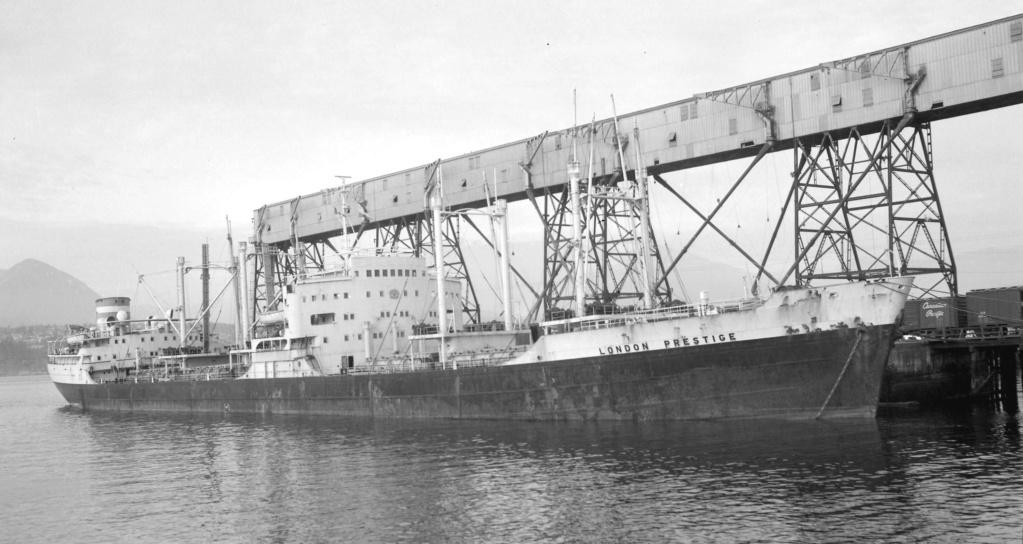 Photos Navires du monde construit entre 1950-1960 (4) London11