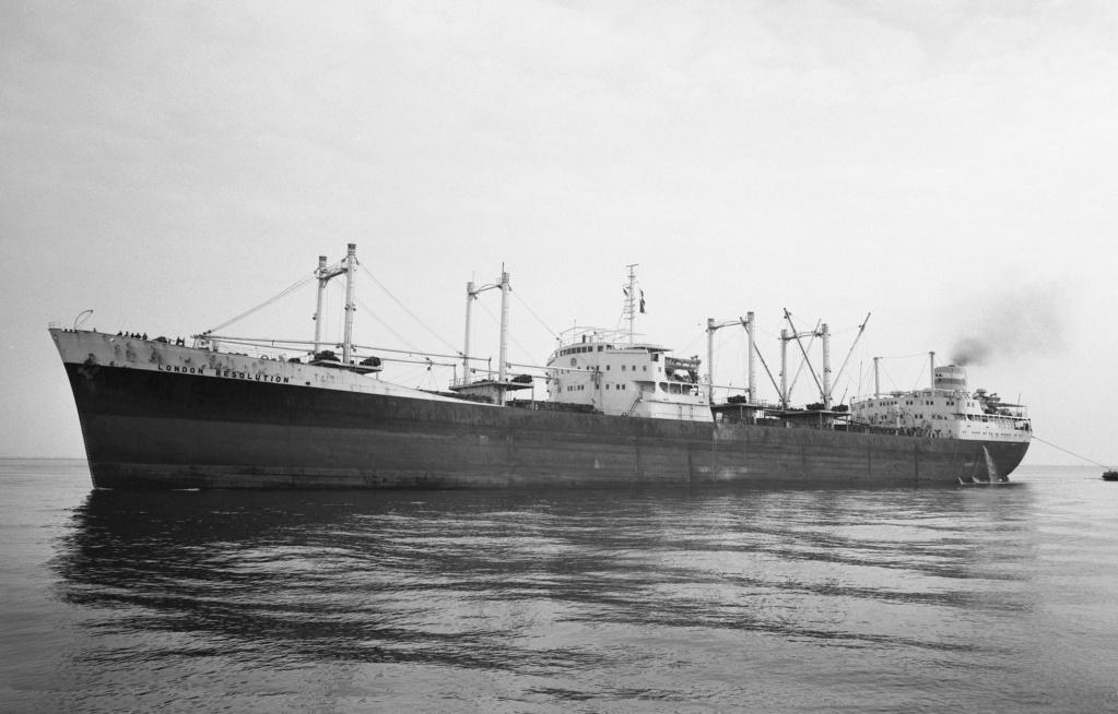 Photos Navires du monde construit entre 1950-1960 (7) London13