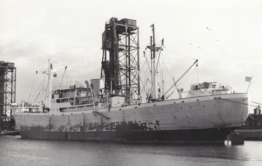 Photos General cargo avant 1940 (Plus 3000gt) 20 London14