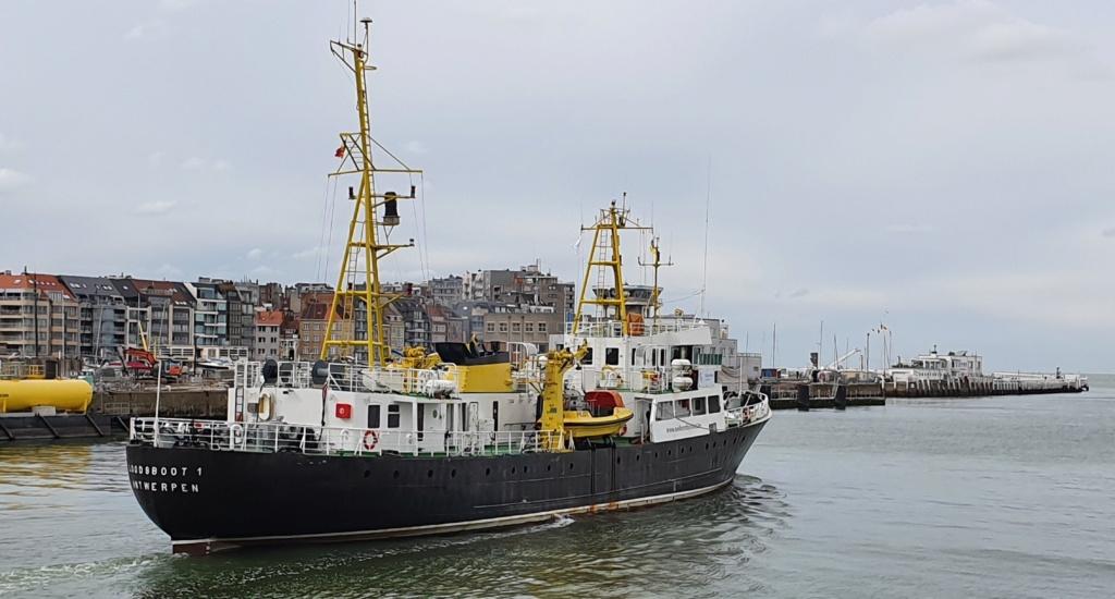 Photos des Navires Belge de la marchande,Fluviale et Pêche 2 Loodsb10