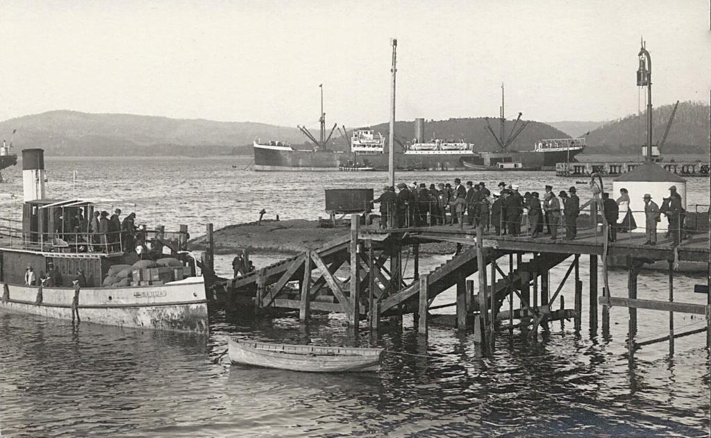 Photos General cargo avant 1940 (Plus 3000gt) 11 Loreto10