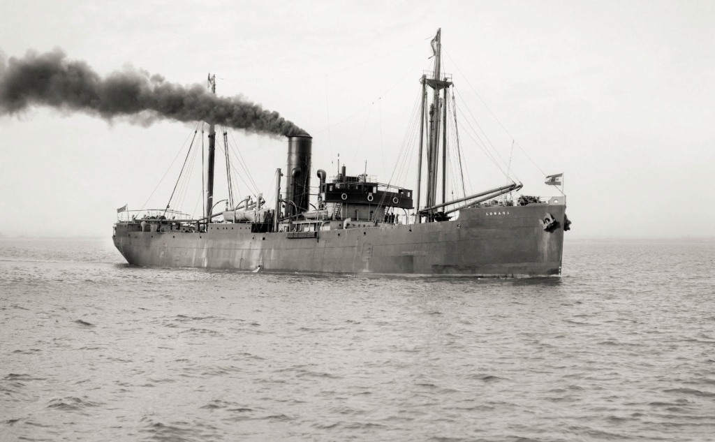 Photos General cargo avant 1940 (Plus 3000gt) 13 Lowana10