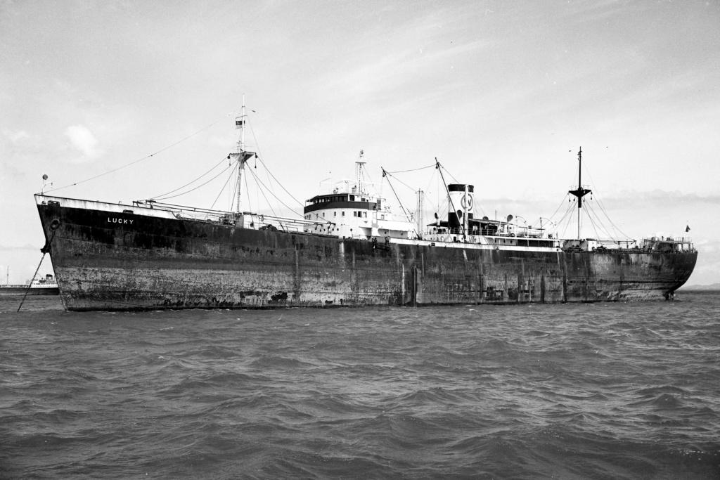 Photos General cargo avant 1940 (Plus 3000gt) 25 Lucky_11