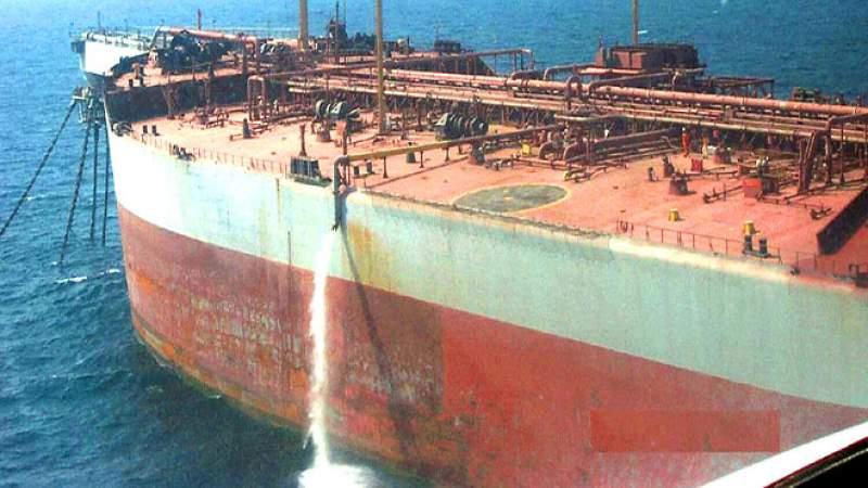 FSO SAFERRisque d'explosion d'un pétrolier au large du Yémen Lvl2k210