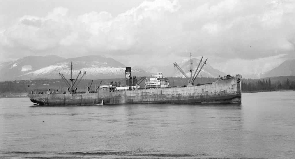 Photos General cargo avant 1940 (Plus 3000gt) 17 Mabrit11