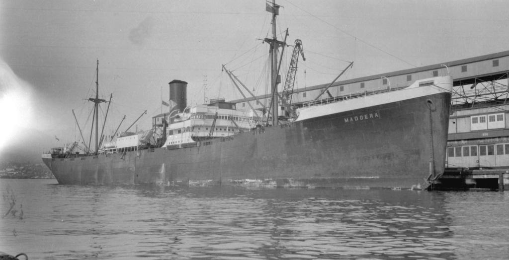 Photos General cargo avant 1940 (Plus 3000gt) 9 Madoer10